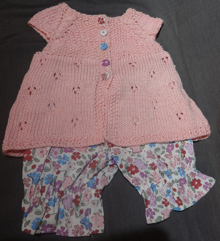 Hand Knit by Denise Summer Outfit - HS080819K