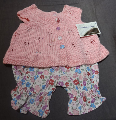 Hand Knit by Denise Summer Outfit - HS80819M