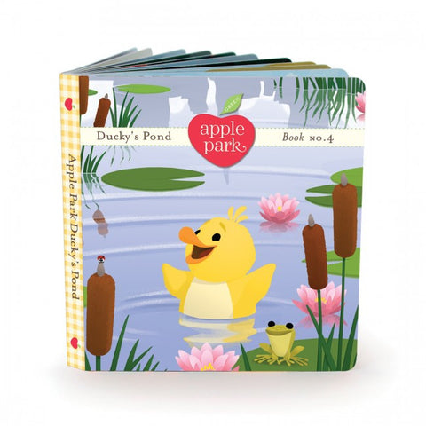 Apple Park Book 4: Duckie's Pond - Baby's First Gifts