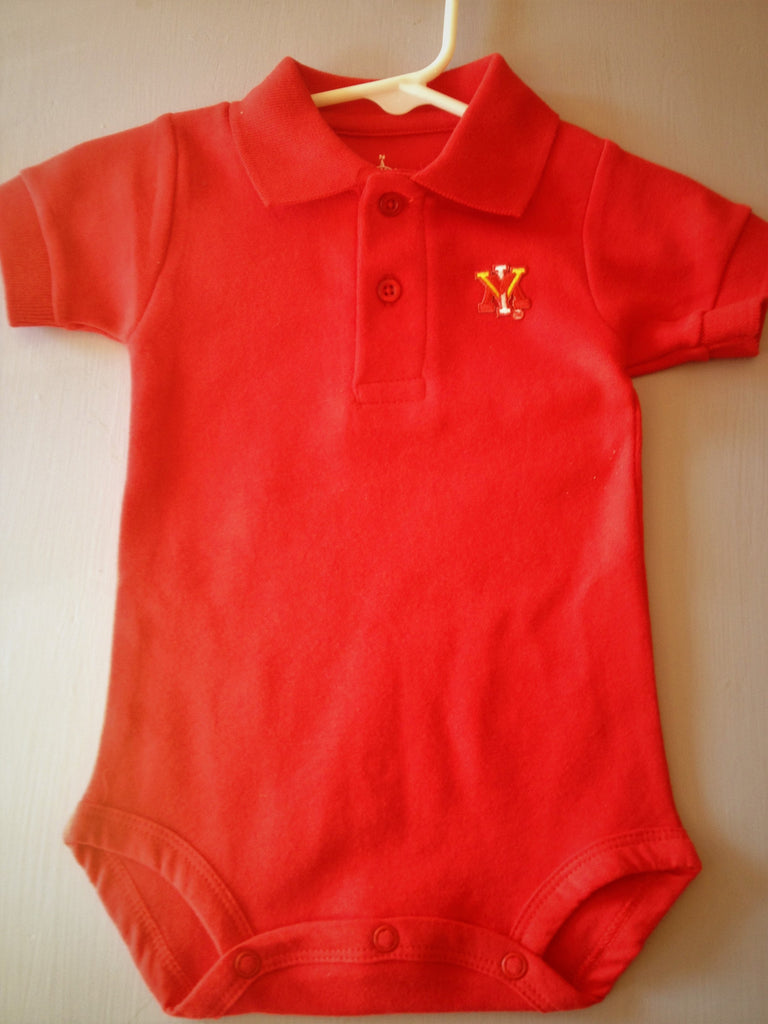 VMI Polo Onsie -  - Baby's First Gifts