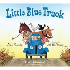 HMH Lap Book Little Blue Truck
