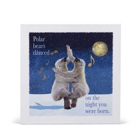 Nat & Jules Nancy Tillman On the Night You Were Born - Wall Art