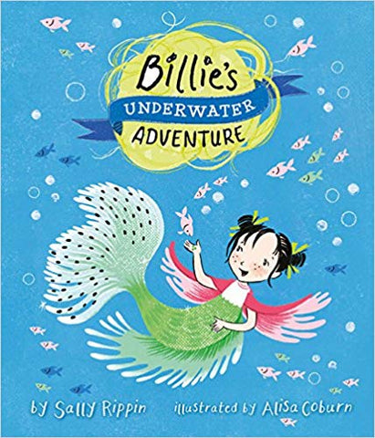Usborne Billie's Underwater Adventure