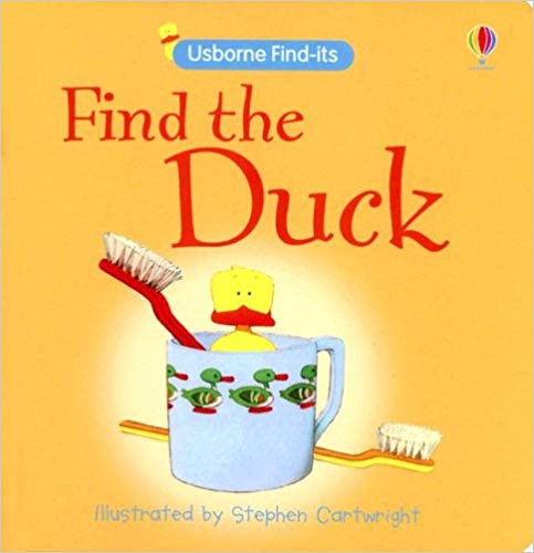 Usborne Find-its Find the Duck