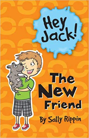 Usborne Hey Jack! New Friend
