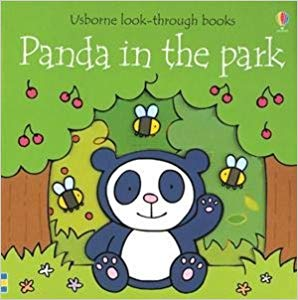 Usborne Look-through Books Panda in the Park