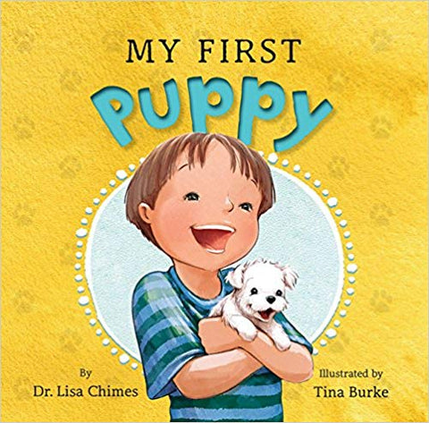 Usborne My First Puppy
