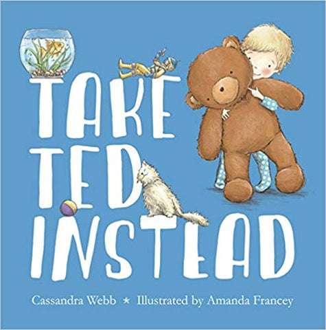 Usborne Take Ted Instead