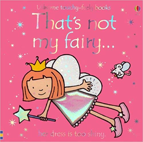 Usborne Touchy-Feely Books That's Not My Fairy