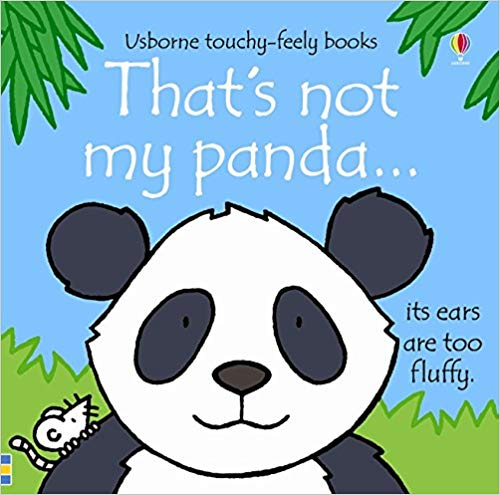 Usborne Touchy-Feely Books That's Not My Panda