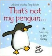 Usborne Touchy-Feely Books That's Not My Penguin