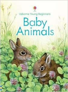 Usborne Young Beginners Baby Animals