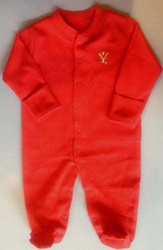 VMI Footed Rompers - 0-3 months (solid) - Baby's First Gifts - 2