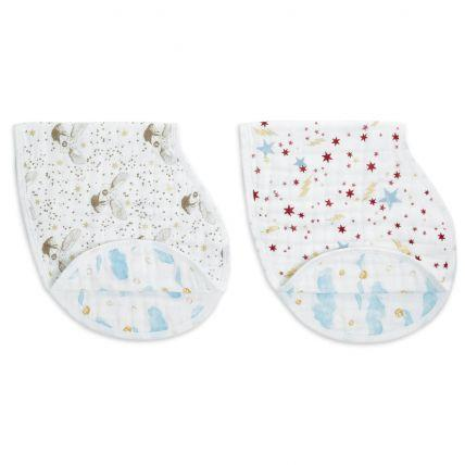 Aden & Anais Harry Potter Burpy Bibs