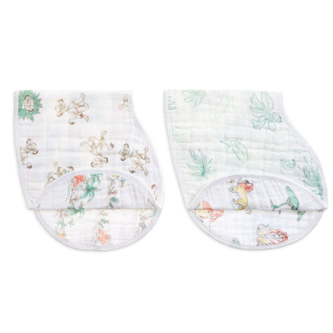 Aden & Anais Disney 90th Anniversary Burpy Bibs - Lion King