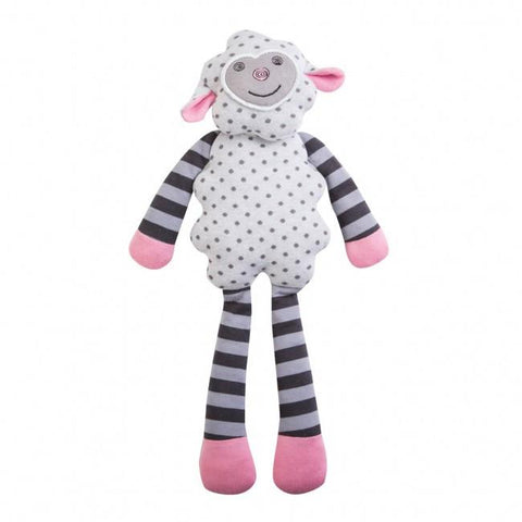 Apple Park Farm Buddies Organic Plush Toys - Dreamy Sheep