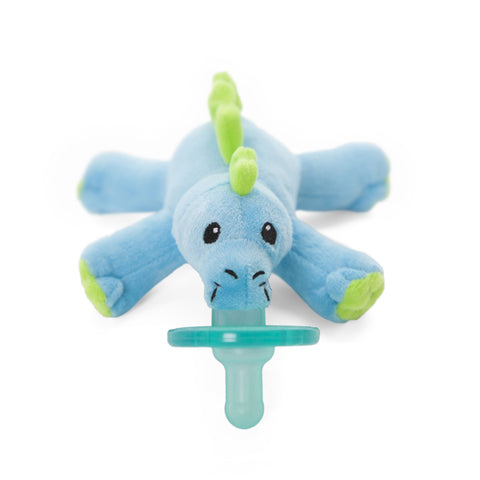 Wubbanub Pacifiers - Dino - Baby's First Gifts - 1