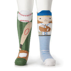 StoryTime Socks - Baseball - Baby's First Gifts - 7
