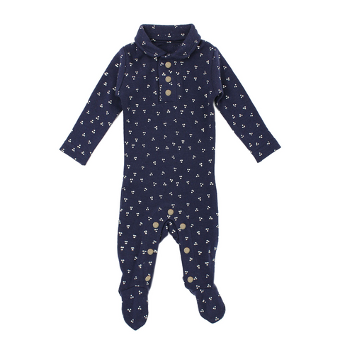 L'ovedbaby Organic Cotton Polo Overall