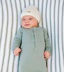 L'ovedbaby Organic Cotton Gowns Solid Colors