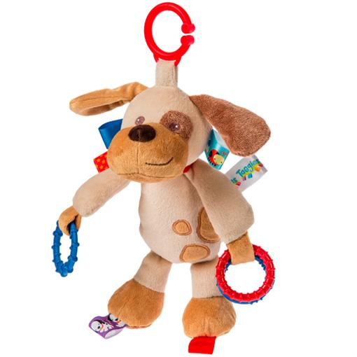 Mary Meyer Taggies Buddy Dog - Activity Toy
