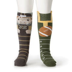 StoryTime Socks - Football - Baby's First Gifts - 8