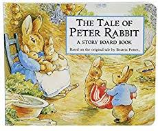 Kids Preferred The Tale of Peter Rabbit - Board Book
