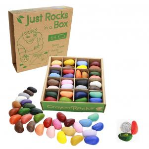 Crayon Rocks Just Rocks in a Box 32 Colors