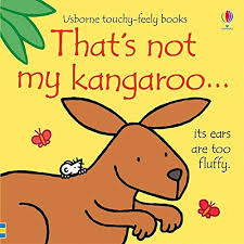 Usborne Touchy-Feely Books That's Not My Kangaroo