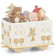 Lenox Birthday Express Train - Fabulous Four - Baby's First Gifts - 6