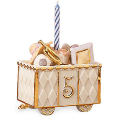 Lenox Birthday Express Train - Fun-Loving Five - Baby's First Gifts - 7