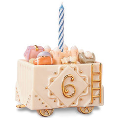 Lenox Birthday Express Train - Sensational Six - Baby's First Gifts - 8