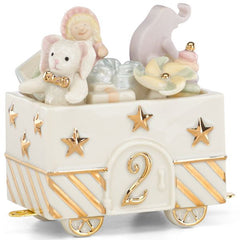 Lenox Birthday Express Train - Tumbling Two - Baby's First Gifts - 4