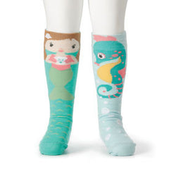 StoryTime Socks - Mermaid & Seahorse - Baby's First Gifts - 9