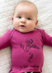 L'ovedbaby Organic Cotton Long Sleeve Tee Shirt