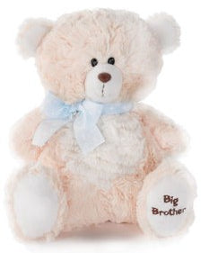 Nat & Jules Sibling Teddy Bear - Big Brother - Baby's First Gifts - 2