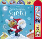 Usborne Noisy Touchy Feely Santa
