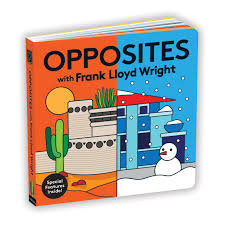 Chronicle Oppositess with Frank Lloyd Wright