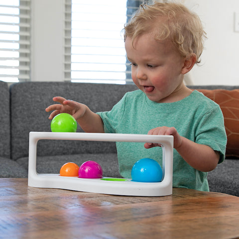 Fat Brain Toys Roll Again Sorter