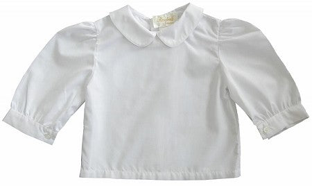 Rosalina Baby Long Sleve Blouse with Ruffles