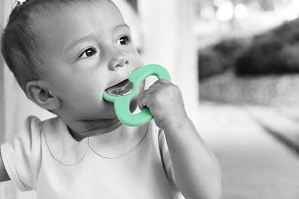 Toofeze Stainless Steel Teether