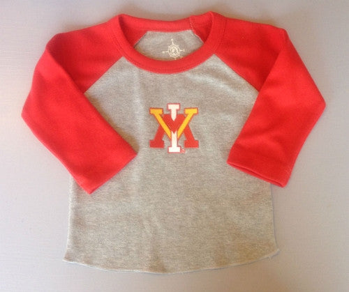 Creative Knitwear VMI Baseball T-shirt