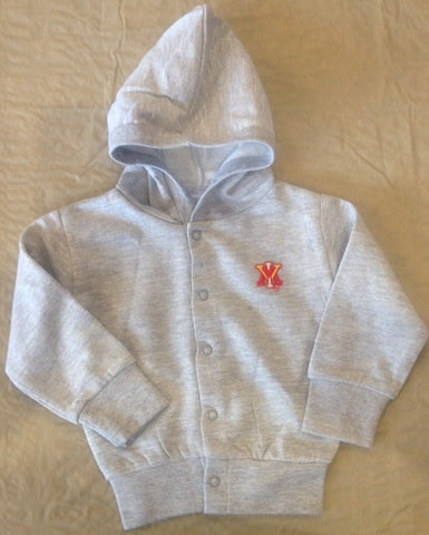 VMI Snap Hooded Jacket - Baby's First Gifts