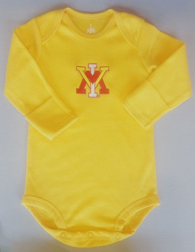 VMI Long Sleeve Onesie - Baby's First Gifts