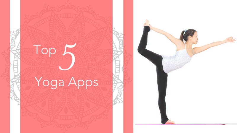 Top 5 Yoga Apps
