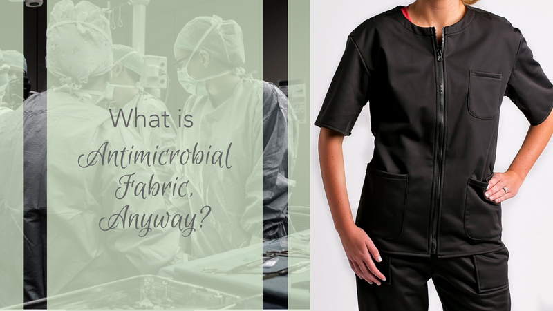 What is Antimicrobial Fabric, Anyway?