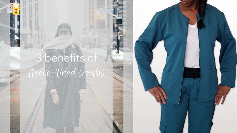 3 Benefits of Fleece Lined Scrubs