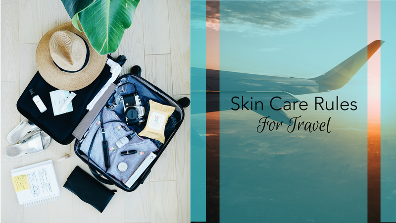 Try These Skin Care Secrets For Travel