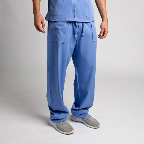 Mens Athletic Scrub Pants