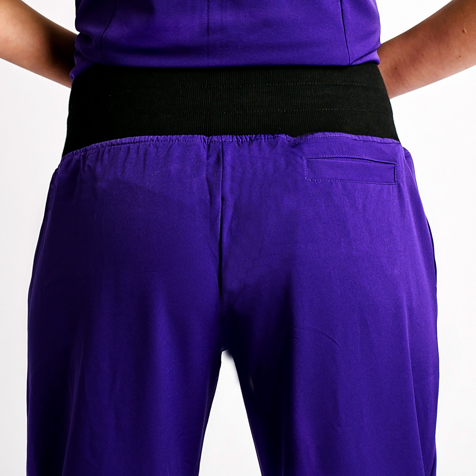 Women Yoga Athletic Scrub Pants